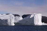 Iceberg ice floe Greenland Stock photo [4422407] iceberg