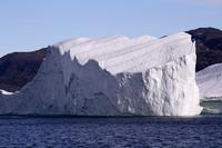 Iceberg ice floe Greenland Stock photo [4422409] iceberg