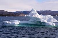 Iceberg ice floe Greenland Stock photo [4422410] iceberg
