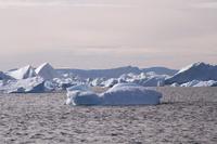 Iceberg ice floe Greenland Stock photo [4422421] iceberg