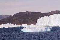 Iceberg ice floe Greenland Stock photo [4422422] iceberg