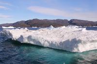 Iceberg ice floe Greenland Stock photo [4422425] iceberg