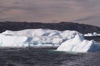 Iceberg ice floe Greenland Stock photo [4422426] iceberg