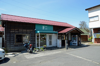 Wakasa railway Tampi Station (Yazu-cho) Stock photo [4425022] Tottori