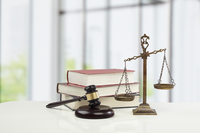 Law image Stock photo [4427382] Scale