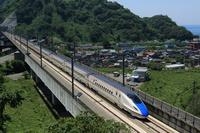 Hokuriku Shinkansen Stock photo [4428841] Hokuriku