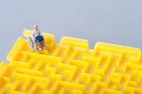 Maze and care Stock photo [4508134] Nursing