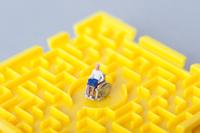 Maze and care Stock photo [4508139] Nursing