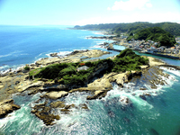 Kamogawa Niemonjima Stock photo [4588556] Landscape