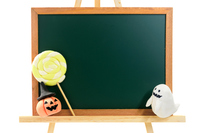 Halloween black board Stock photo [4644741] Halloween