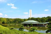 Daisen Park Japanese garden Stock photo [4645627] garden