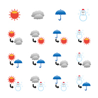 weather forecast [4649728] weather