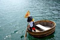 Sado Ogi Port basin ship Stock photo [4650525] Tub