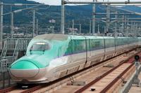 Hokkaido Shinkansen H5 system Stock photo [4653395] Hokkaido