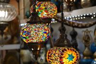Market in Turkey lamps Stock photo [4715522] Turkey