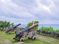 Guam battery Stock photo [4802121] Battery