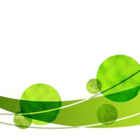 Eco background dot curve pattern polka dot [4893736] Ecology