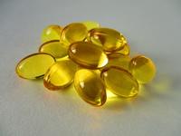 Soft capsules of supplements Stock photo [4895992] sardine
