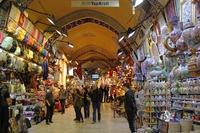 Turkey's Grand Bazaar Stock photo [4900770] Turkey