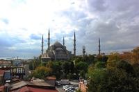 Turkey Blue Mosque Stock photo [4900787] Turkey