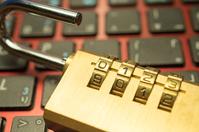 Dial-type padlock Stock photo [4998483] security