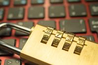 Dial-type padlock Stock photo [4998486] security