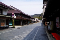 Tsuwano-cho high street Stock photo [5001533] Tsuwano