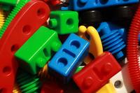 幼児用のブロック