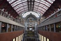 Antwerp Central Station Stock photo [5003802] Belgium