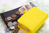 Your wallet and currency of Japan Stock photo [5005333] money