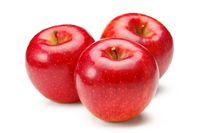 The red apple Stock photo [5005999] Apple
