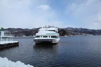 野尻湖の冬