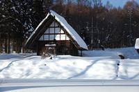 戸隠の小屋