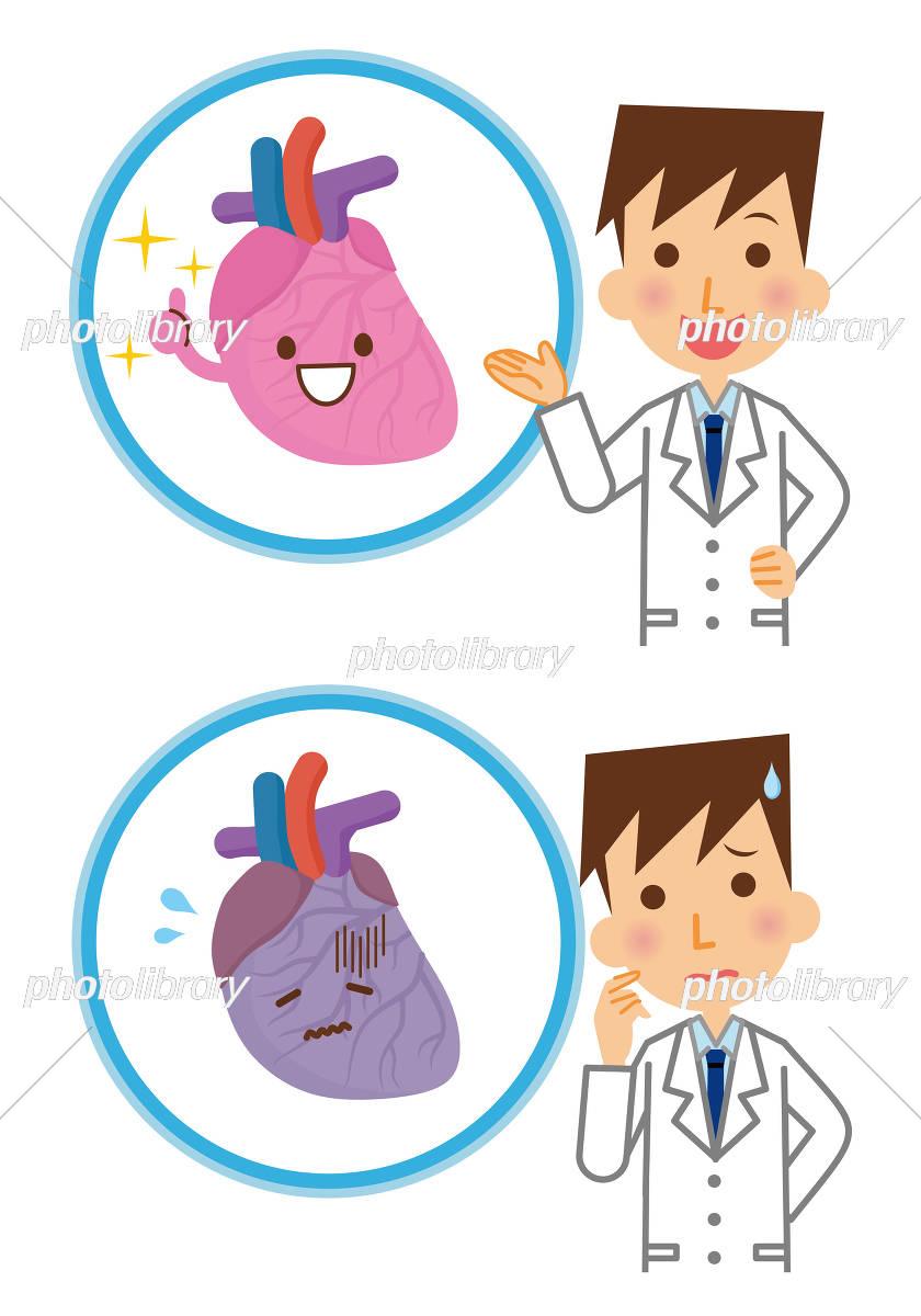 Cardiologist イラスト素材