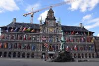 Antwerp City Hall Stock photo [5093946] Belgium