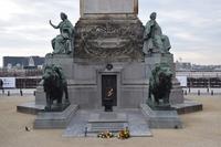 Congress Monument Stock photo [5093960] Belgium