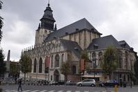 Notre Dame de la Chapelle Church Stock photo [5093973] Belgium
