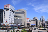 長野駅前 ビル