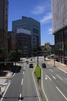 長野駅前 長野大通り