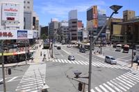 長野市大通 長野駅前