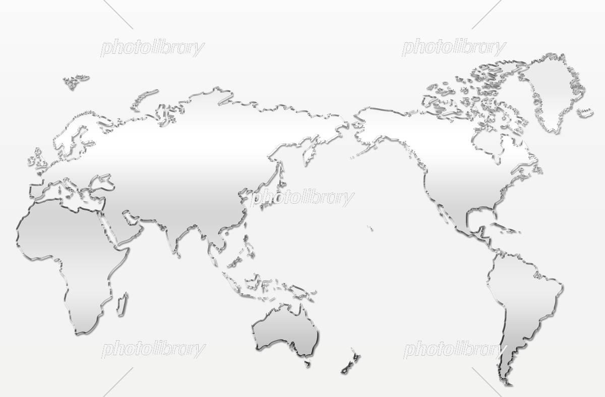 世界地図 イラスト素材 5278705 フォトライブラリー Photolibrary