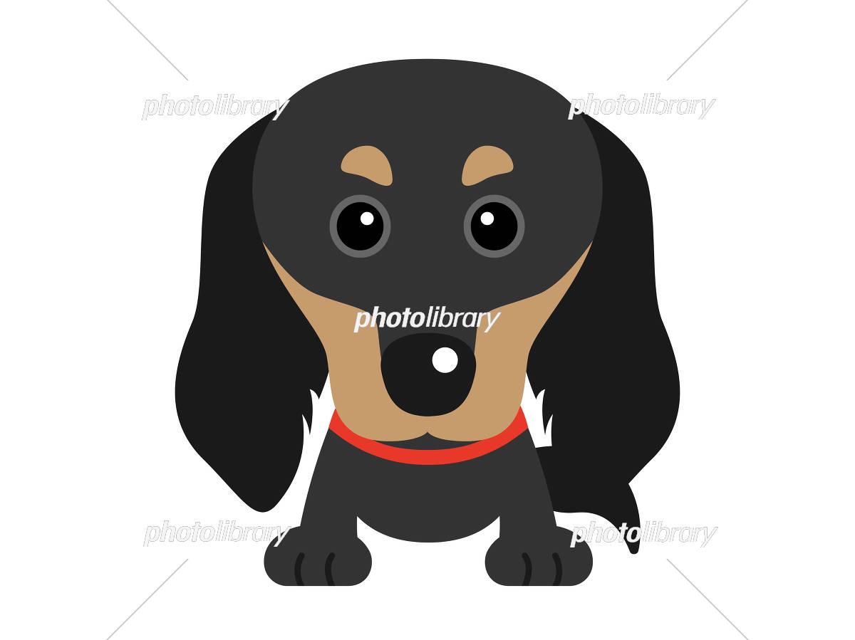 犬のイラスト(お正月ver) イラスト素材 [ 5282718 ] - フォトライブ