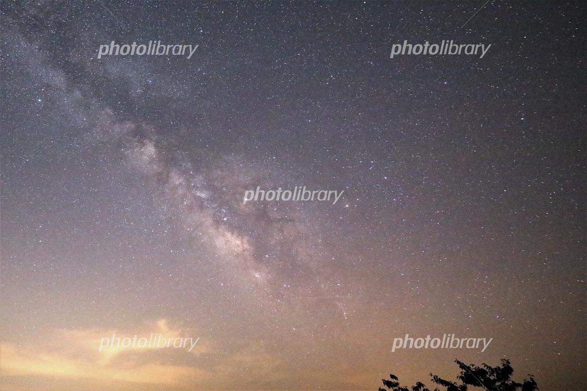天の川 銀河 中心