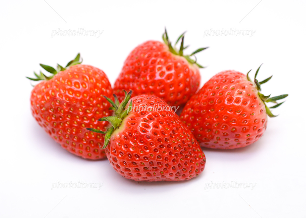 Yotsuboshi strawberry Photo