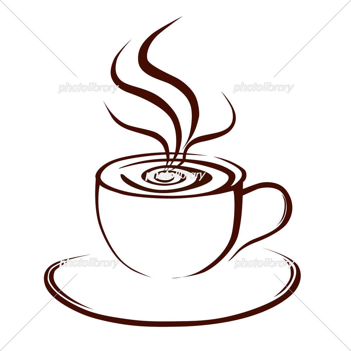 コーヒー イラスト素材 5498482 フォトライブラリー Photolibrary