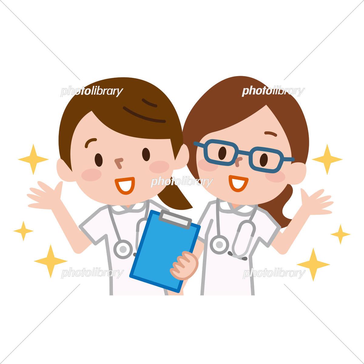 看護師 ナース イラスト素材 5498691 フォトライブラリー