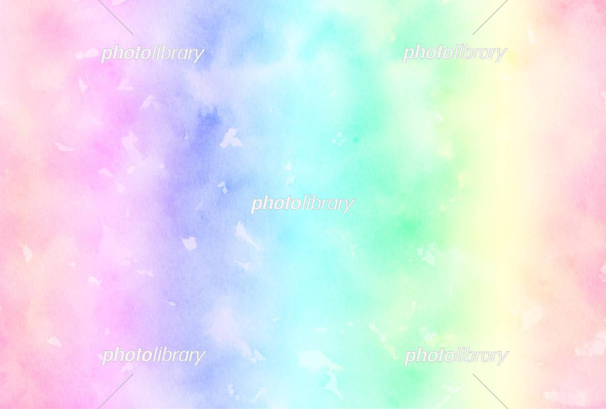 虹色壁紙 イラスト素材 5529170 フォトライブラリー Photolibrary