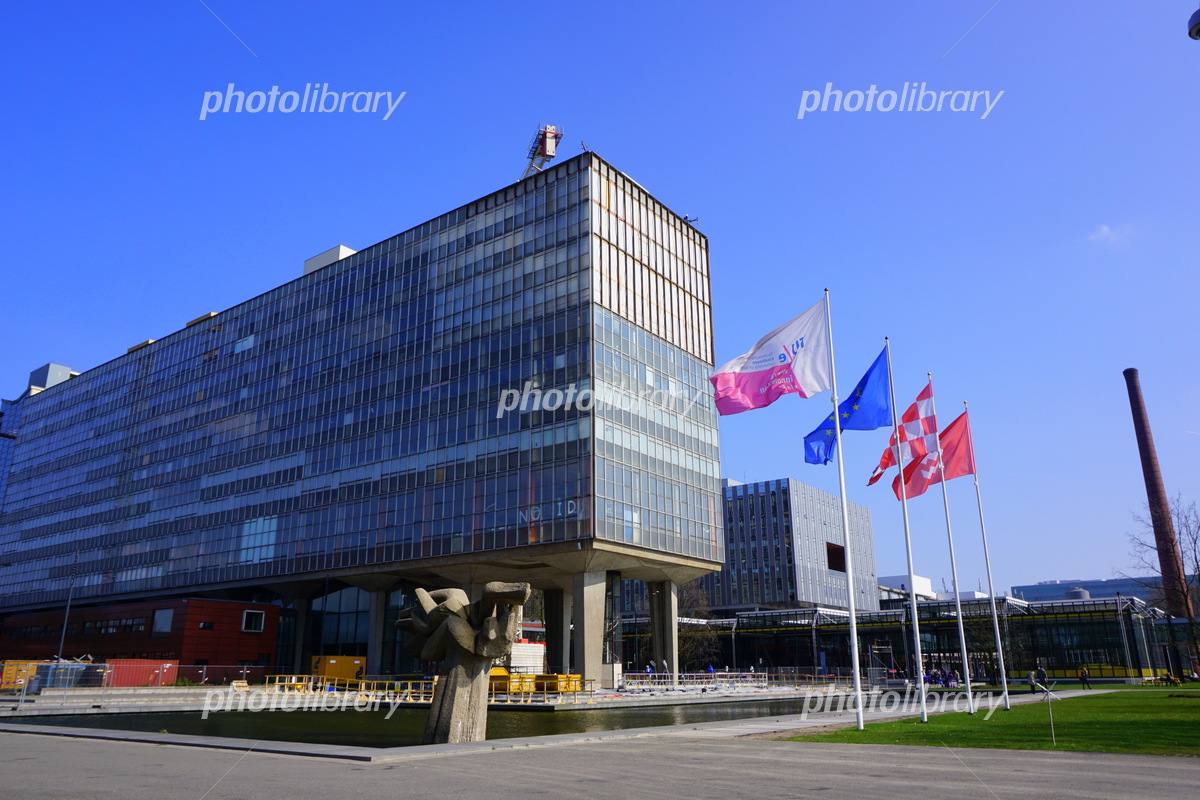 オランダ アイントホーフェン工科大学の風景 写真素材 [ 5567265 ...