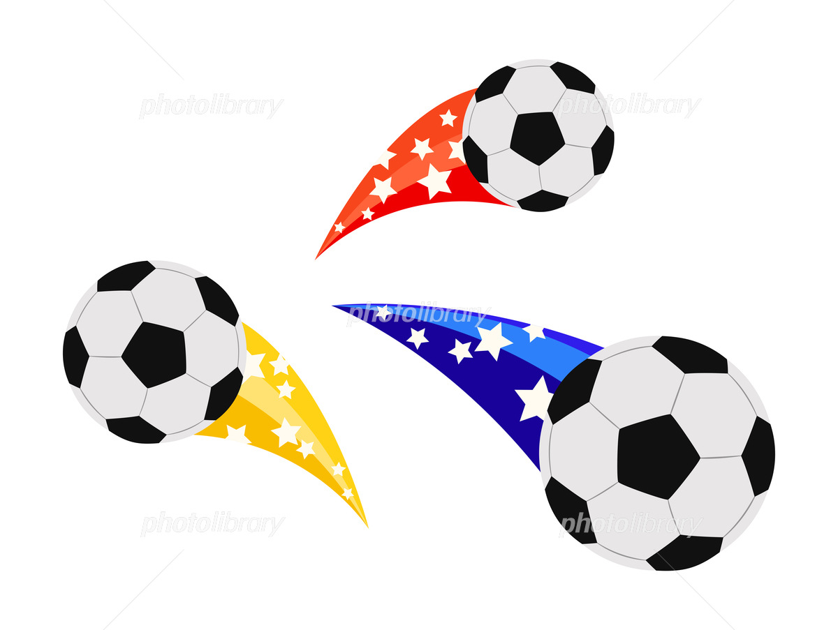 サッカーボール イラスト イラスト素材 5603678 フォトライブ