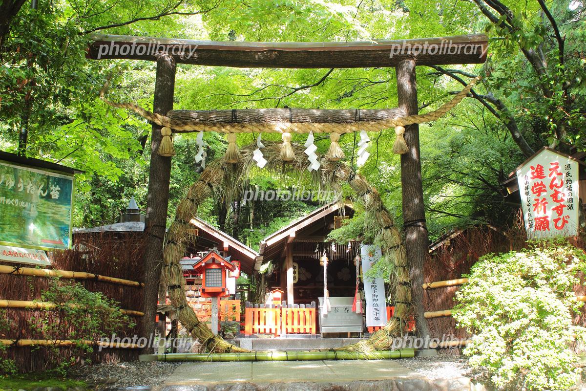 くぐり 京都 茅の輪 神明社:茅の輪について